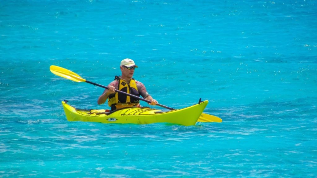 Ocean Fishing Kayak