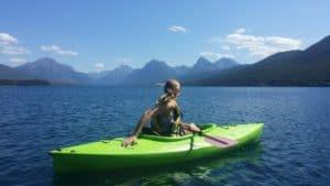 best sit-in kayak