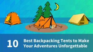Best Backpacking Tents Under 200