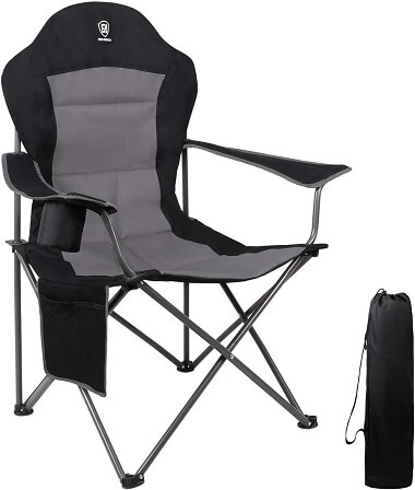 Ever Advanced Oversized Padded Quad Arm Chair