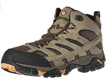Merrell Moab Ventilator Men's Hiking Boots