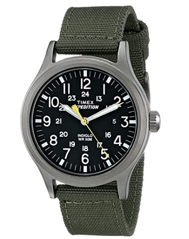 Timex Men's Expedition Model Scout 40 Watch