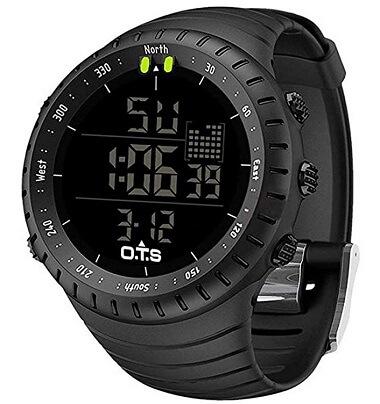 PALADA Men's Digital Outdoors Watch