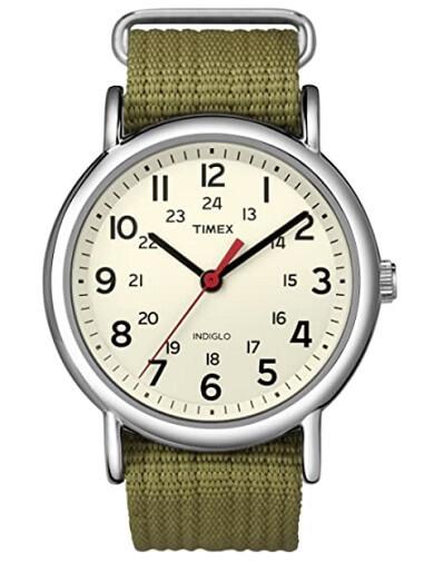 Timex Unisex Weekender 38mm Outdoor Watch