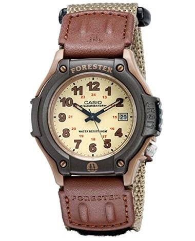 Casio Men's Outdoor Watch Model FT500WVB-5BV