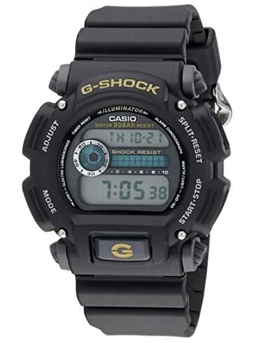 Casio 'G-Shock' Quartz Men's Resin Sport Watch