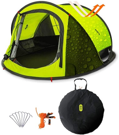 Zenph 2-3 Persons Automatic Opening Tent