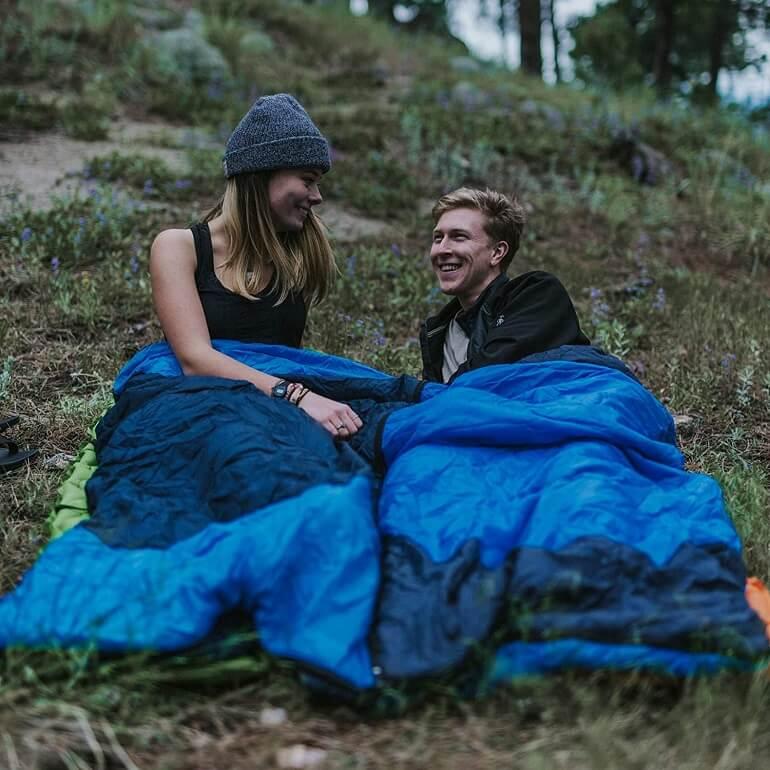 best budget hiking sleeping bag
