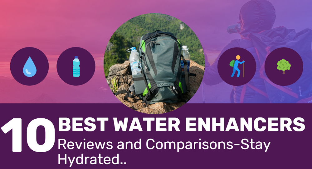 10 best water enhancers