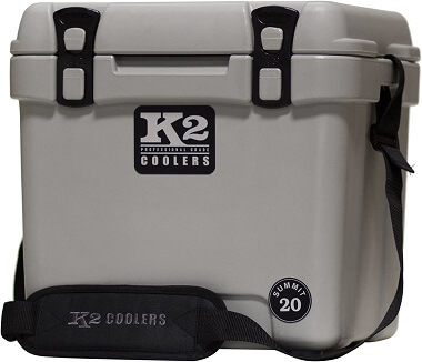 K2 Coolers Summit 20 Quart Cooler