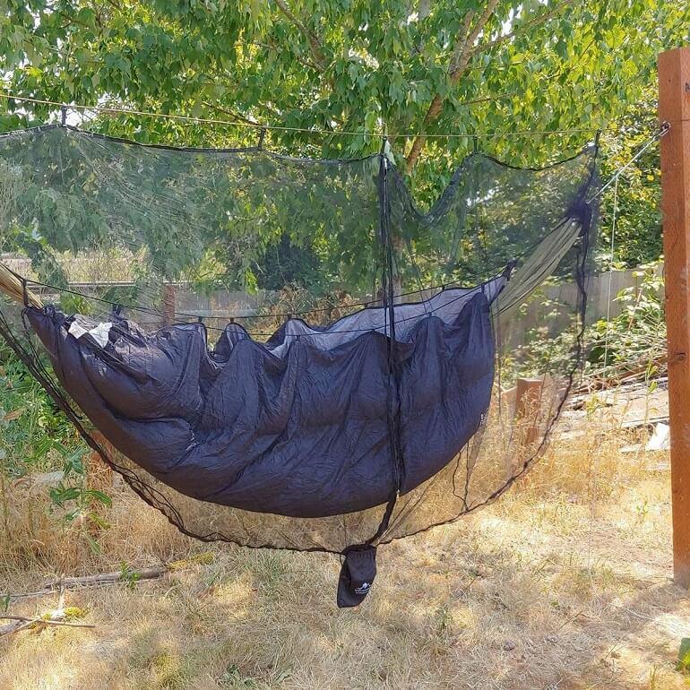 Wecampture Hammock Bug Mosquito Net XL
