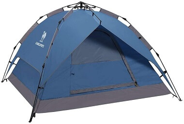 CAMEL CROWN Rainproof Instant Camping Tent