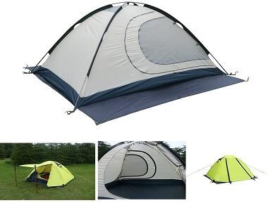 Luxe Tempo four-Season Tents