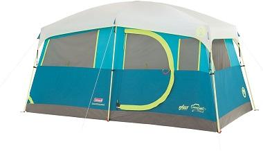 Tenaya Lake Lighted Cabin Tent